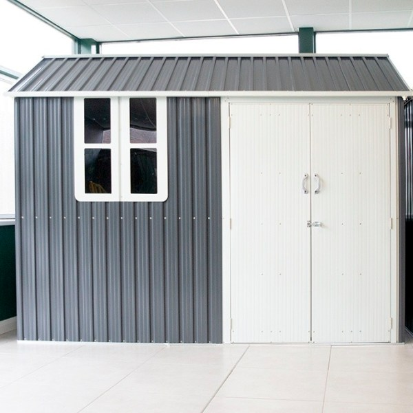 Steel Cottage Sheds