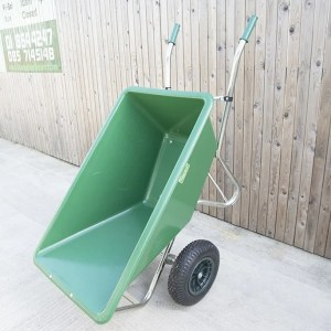 Equestrian Barrow in standing position