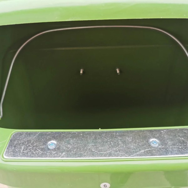 The top of the Green Bin