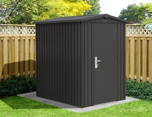 Premium Shed: The Apex 6ft x 5ft