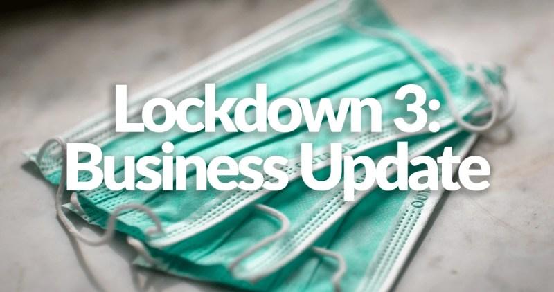 Lockdown 3 Covid 19 Ireland