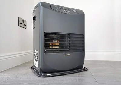 The Inverter Heater from Sheds Direct Ireland