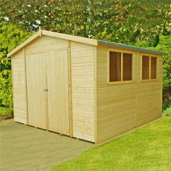 10 X 2.99m - Tongue And Groove Wooden
