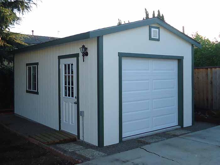 The Shed Shop  Detached Garage