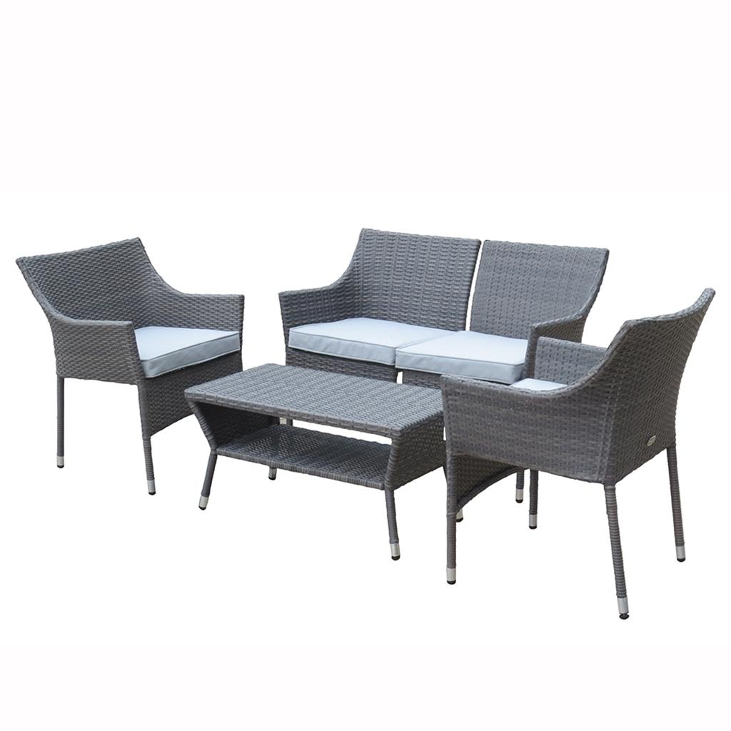 grey weave garden chairs kids salon chair shedswarehouse furniture marlow flat