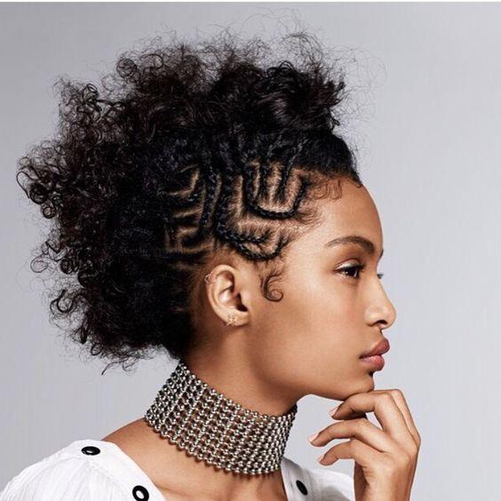 Natural Hairstyles For African American Women Sheeba Magazine