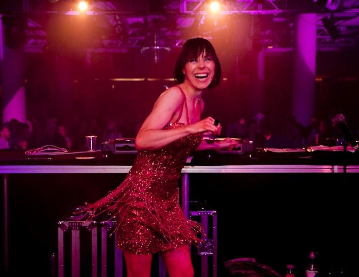 Anna Greenwood Lost In Disco DJ