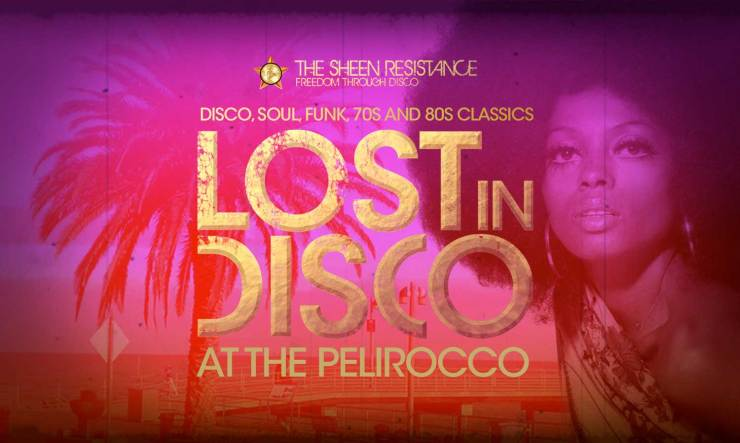 Disco Brighton Lost In Disco Pelirocco