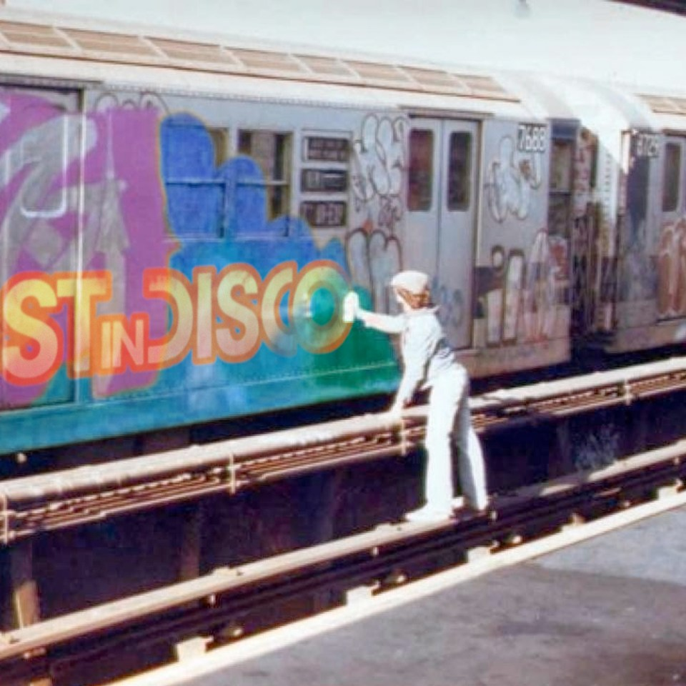 Lost-In-Disco-graffiti