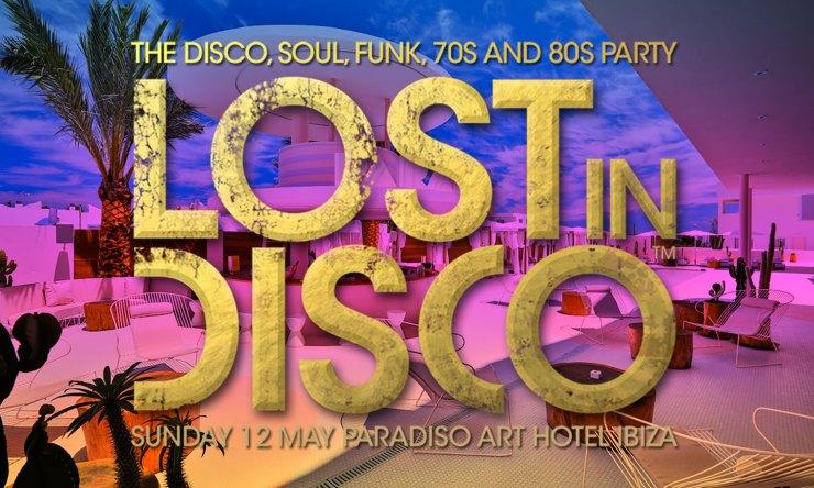 Lost In Disco Paradiso Art Hotel Ibiza