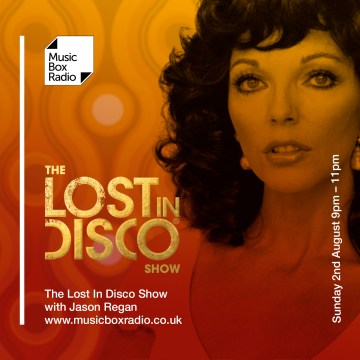 The Lost In Disco Show on Music Box Radio