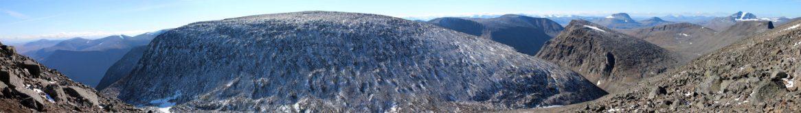 Der fiese Berg, Nordseite