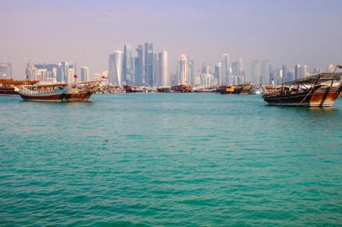 Dohas Skyline