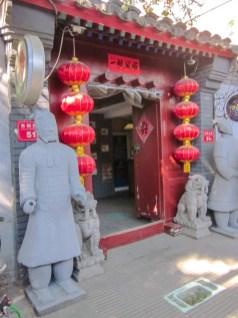 Happy Dragon Courtyard Hostel in Peking