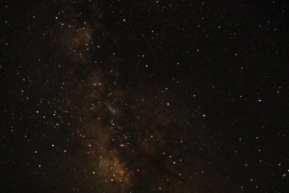 Nächtlicher Sternenhimmel