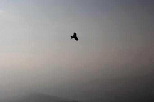 Bick vom Viewtower in Nagarkot