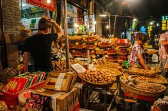 Im Muslimischen Viertel von Xi'an