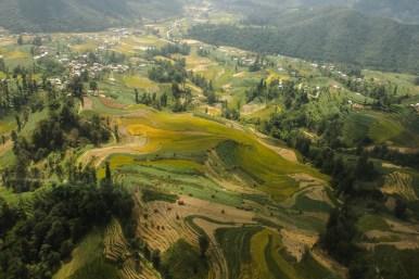 Weiterflug nach Kathmandu