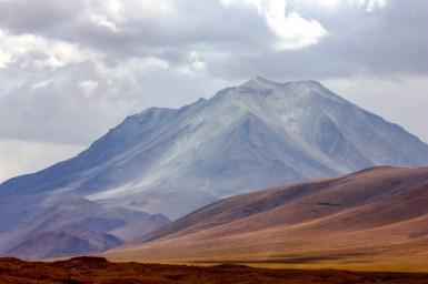 Aktiver Vulkan Ollagüe (5.868m)