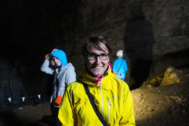 Eingang zur Križna Höhle