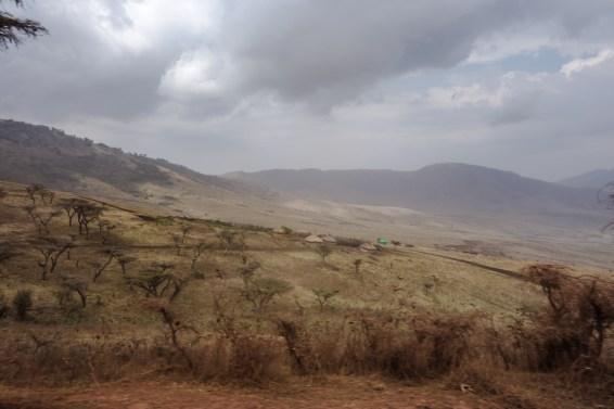 Ngorongoro Krater Conservation Area