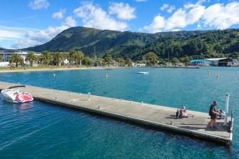Hafen von Picton