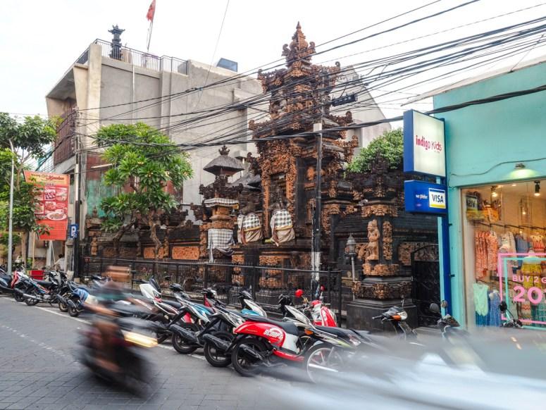 Straßen von Kuta