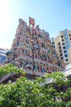 Sri Veeramakaliamman-Tempel