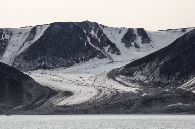 Gletscher auf Chermsideøya