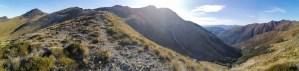 Blick vom Mt Ellis