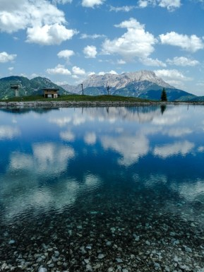 See auf der Buchensteinwand