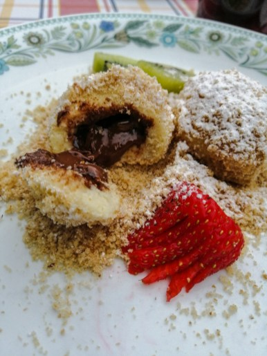 Dessert im Bad Hochmoos