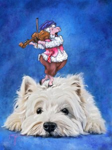 Fiddler on the Woof