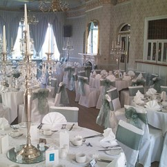 Chair Accessories For Weddings Miniature Adirondack Sheer Elegance - Wedding Covers, Bows, Sashes, Candelabras And Swags