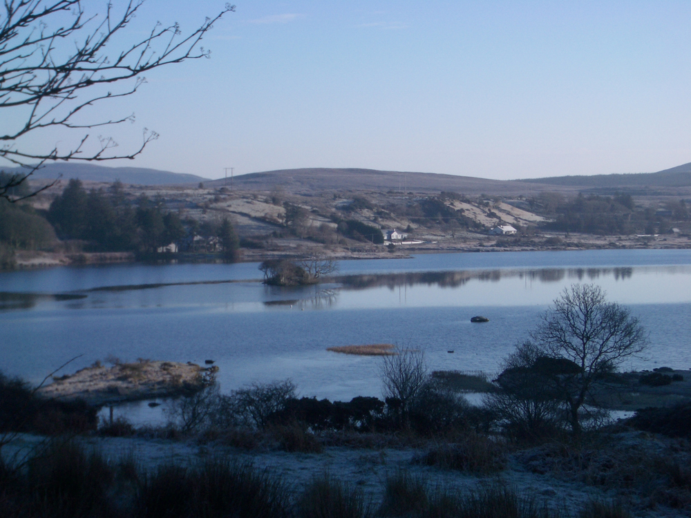 Lough Talt Winter time