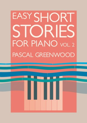 Easy Short Stories for Piano Vol. 2 - Piano Sheet Music Jazz Pop