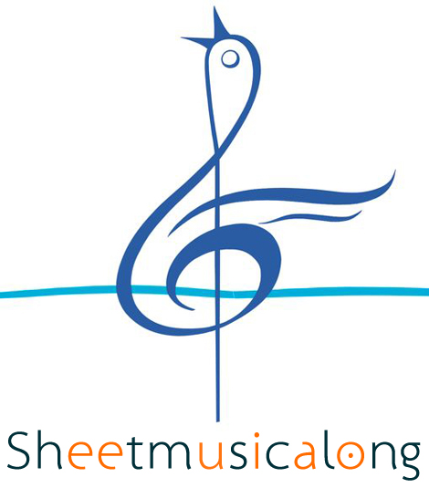 sheetmusicalong.com