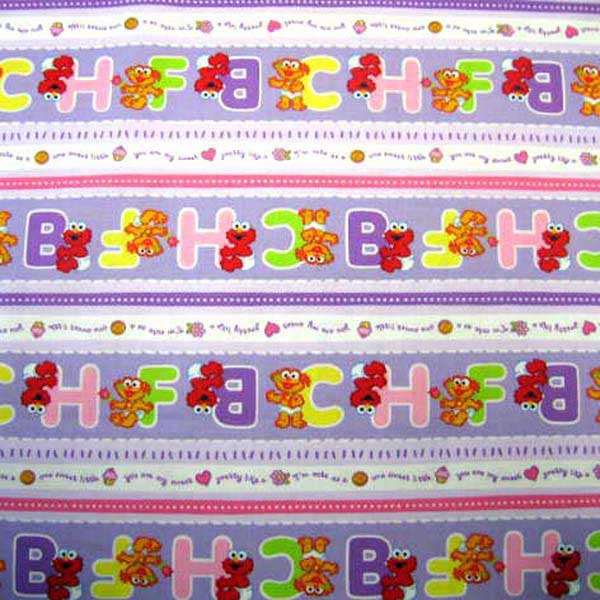 Elmo Sheets Crib Elmo Zoe Abc – Sheet Set