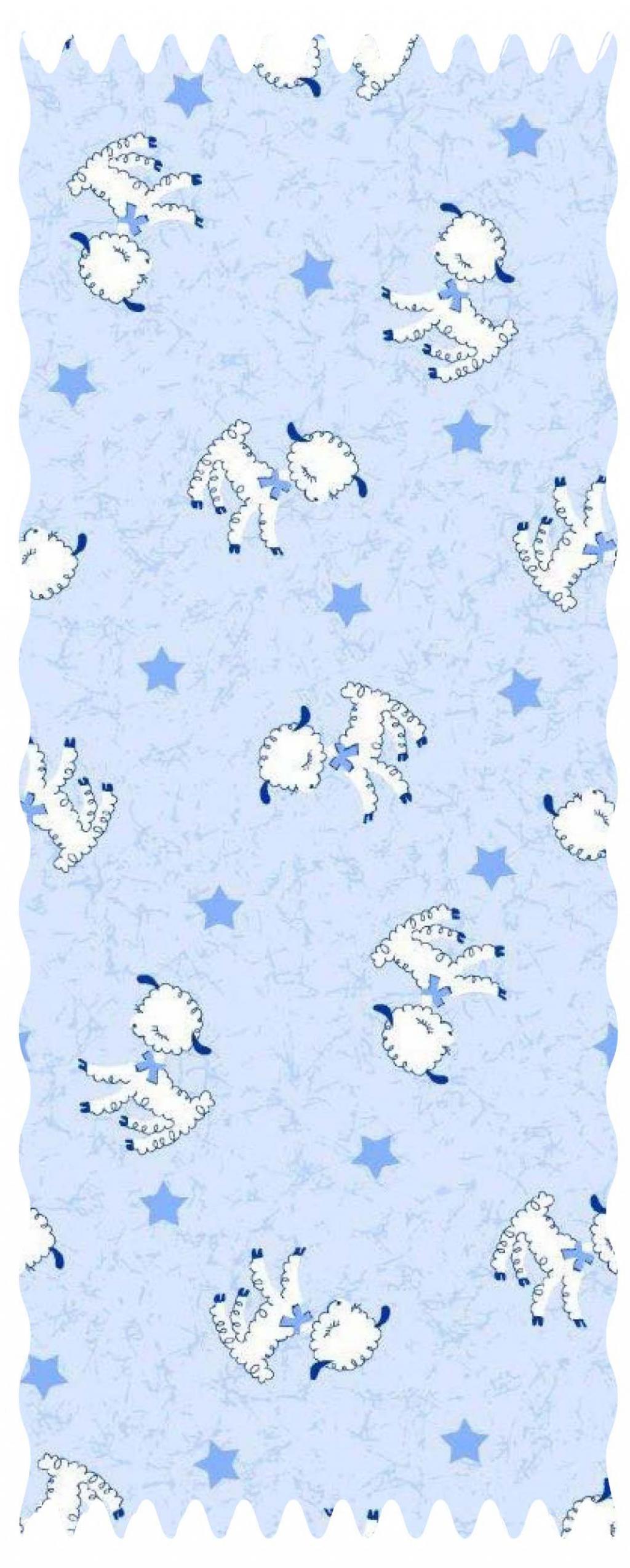 Baby Lambs Fabric  Fabric Shop Sheets  Sheetworld