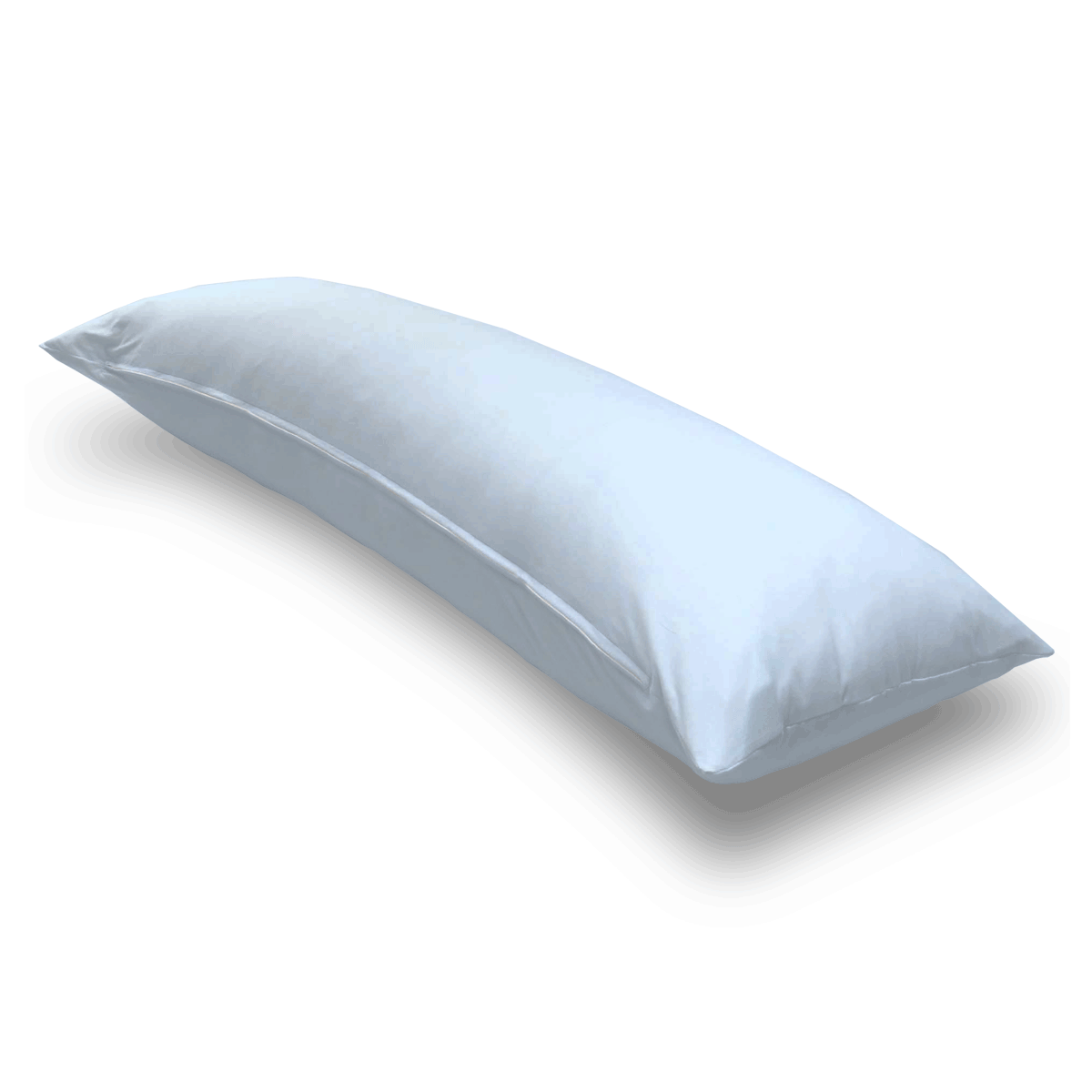 cotton body pillow cases jersey knit