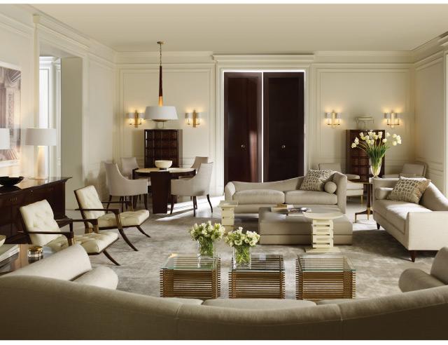 Thomas Pheasant By Baker Furniture, Thomas Baker Furniture