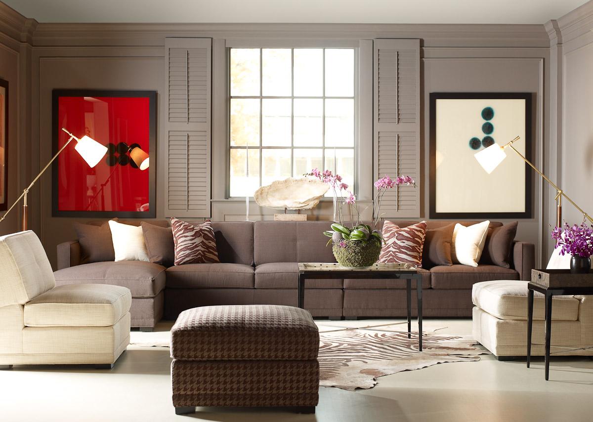 ferguson copeland leather sofa york reviews pottery barn living room furniture