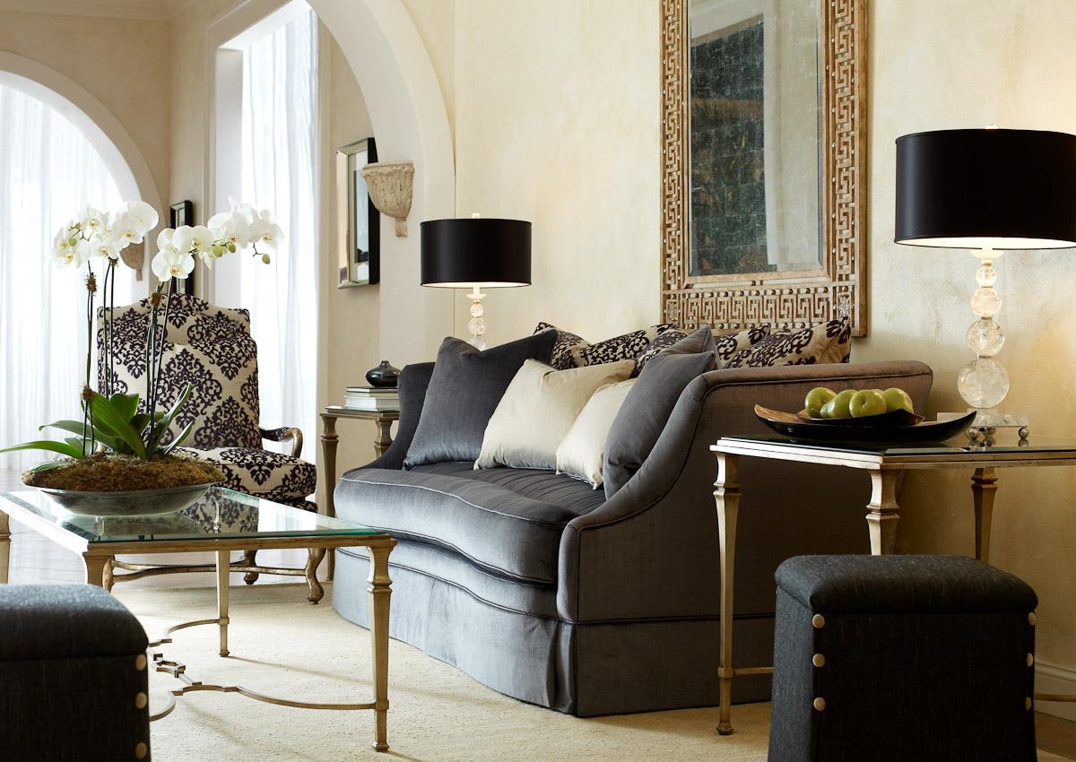 ferguson copeland leather sofa how many yards of fabric do i need to make a slipcover living room furniture