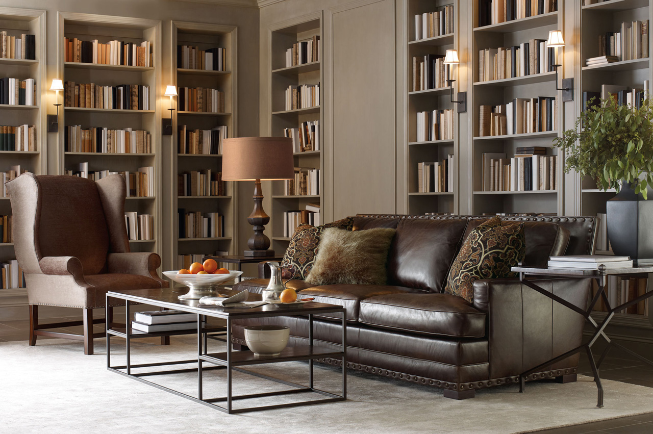 bernhardt cantor leather sofa price light grey uk living room furniture at sheffield