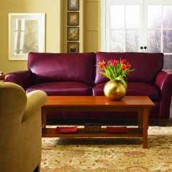 Henredon Sofa Leather Pit Sets Living Room Furniture At Sheffield ...