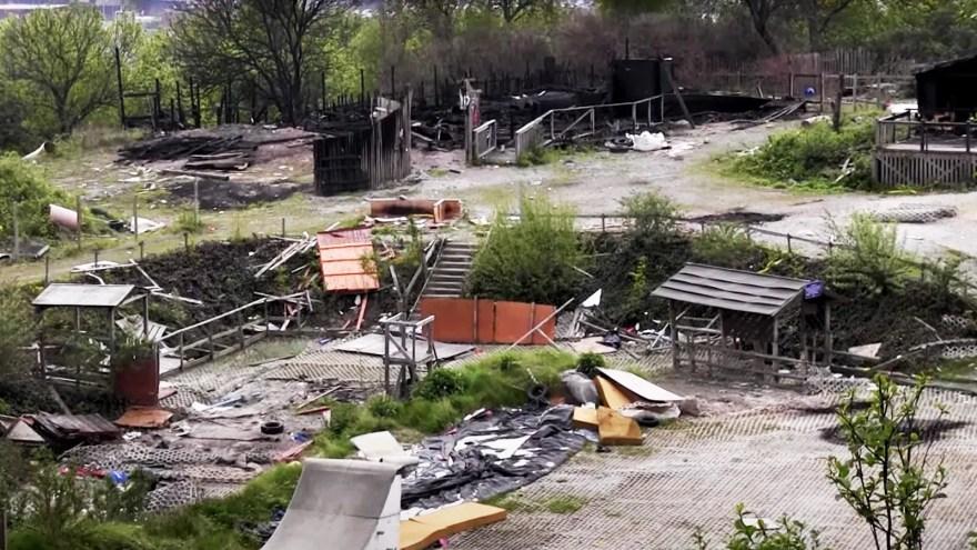 Arson Attacks and Vandalism
