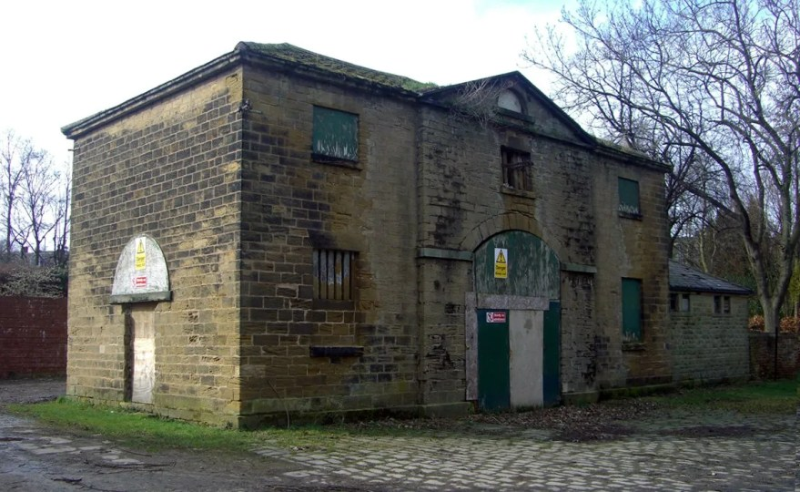 Hillsborough Park Old Coach House
