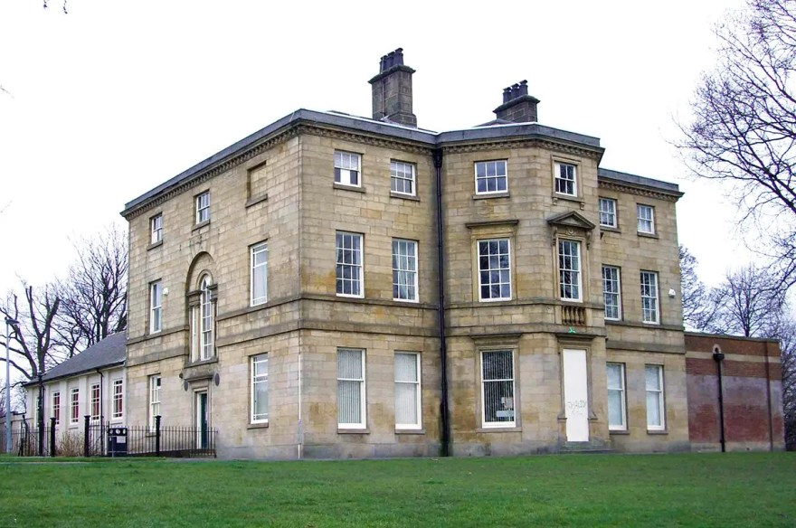 Hillsborough House, Now Hillsborough Library
