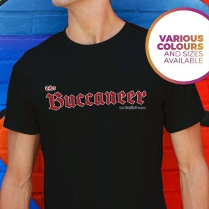 The Buccaneer Sheffield T-Shirt