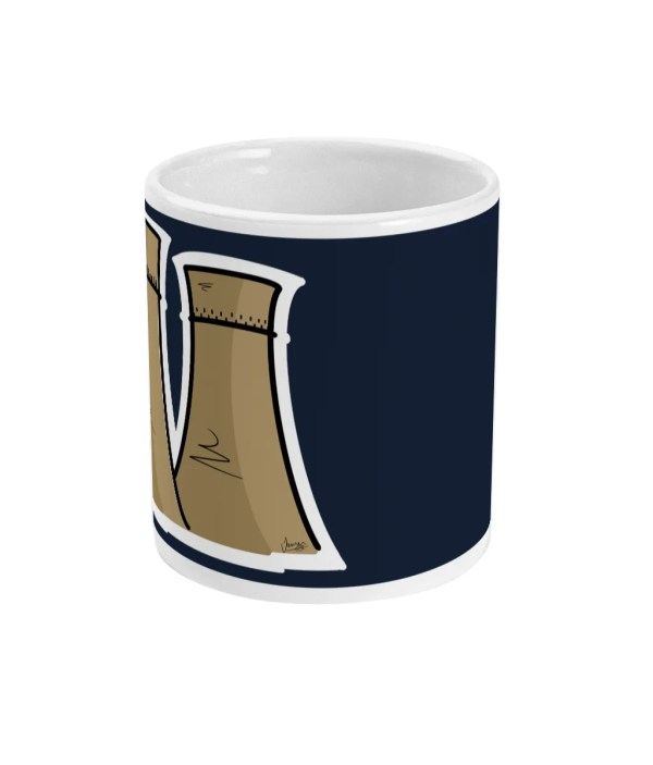 Tinsley Towers Sheffield Mug